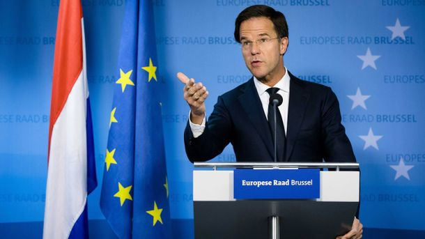 Вибачатися має Туреччина, – нідерландський прем'єр