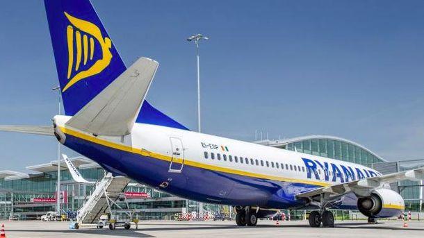 ВКабмине официально подтвердили, что в Украинское государство заходит лоукостер Ryanair