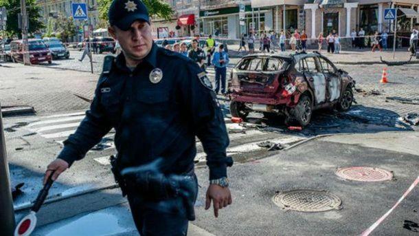 Убийство Шеремета: вделе могут быть замешаны бойцы Нацгвардии