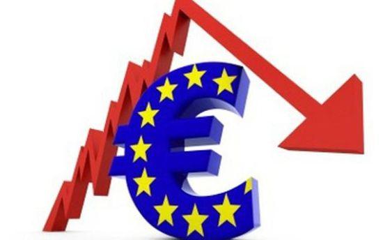 Євро подешевшав