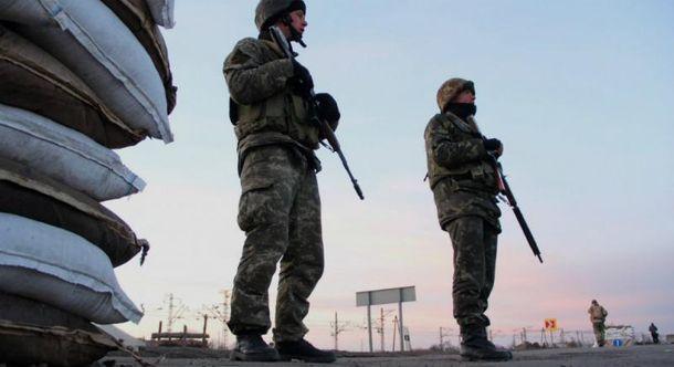 Штаб АТО: В итоге боев под Мариуполем погибли двое украинских бойцов