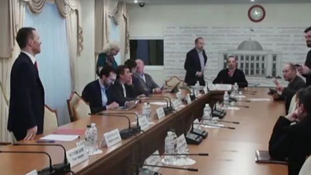 Несколько нардепов сорвали совещание антикоррупционного комитета Рады