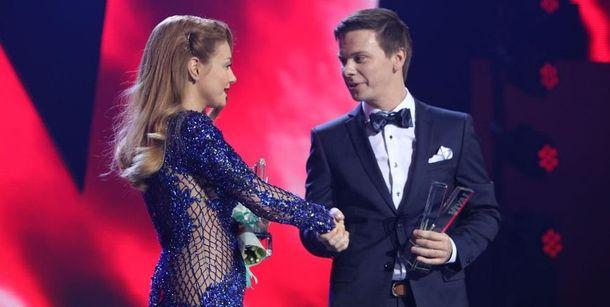Тіна Кароль та Дмитро Комаров