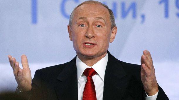 Саша Сотник задумался над исчезновением В.Путина вгодовщину аннексии Крыма
