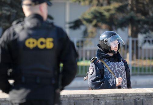 ФСБ задержала 2-х украинцев наадмингранице сКрымом