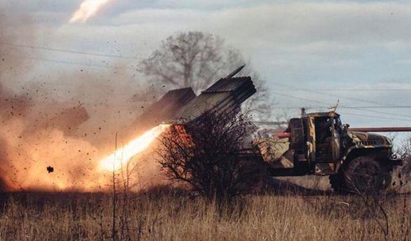 Штаб: врезультате  боев вблизи Водяного умер  1 украинский военный