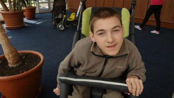 16-летний Влад Карпин нуждается в помощи