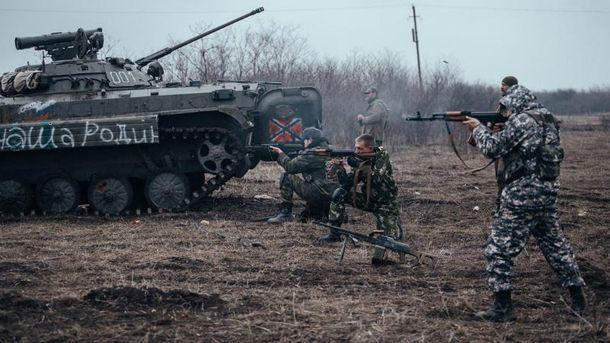 Бойовики зазнали втрат у бою під Водяним