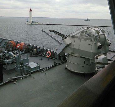 Тренування у Чорному морі
