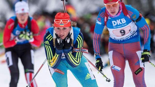 Украинская биатлонистка стала лучшим снайпером сезона 2016
