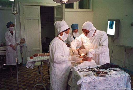 Взгляд на реформы из операционной обычной киевской больницы