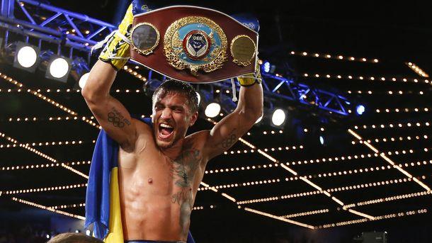 Уорд стал новым королем бокса поверсии The Ring