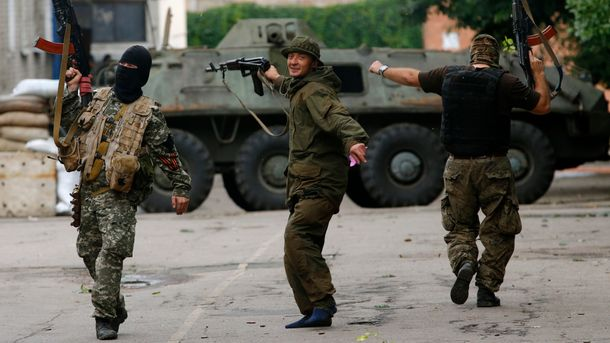 Штаб АТО: позиции ВСУ обстреляли более 70 раз