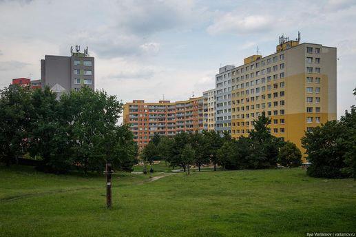 Перестройка по-чешски, или Что нужно делать с ветхим жильем