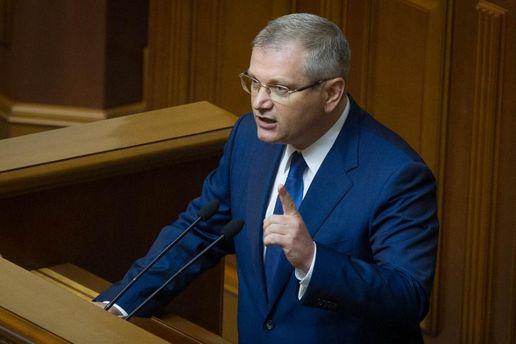 Депутат «Оппозиционного блока» отказался выступать вРаде наукраинском языке