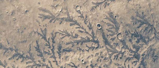 Из наилучших фотографий Марса создали видео