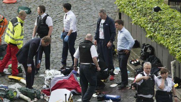 Один человек умер при нападении встолице Англии