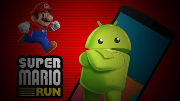 Super Mario Run вышла на андроид немного ранее предполагаемого