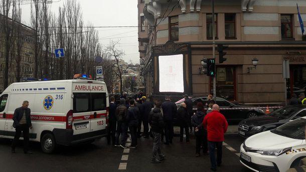 Появились первые фотографии сместа убийства Вороненкова