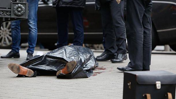 Як вбили Дениса Вороненкова: карта