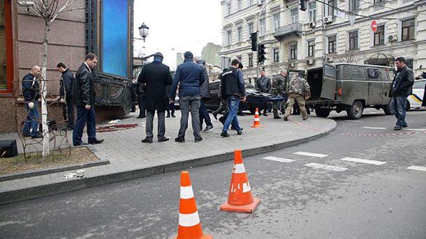 Охранник Вороненкова благополучно прооперирован вКиеве