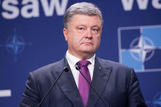 Порошенко обратился кНАТО запомощью вразминировании склада вБалаклее
