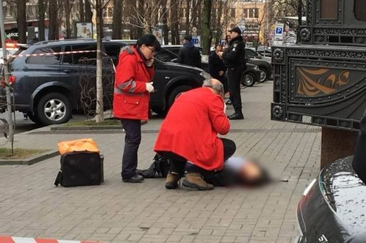Для тих, хто сіє паніку, що в центрі Києва суцільні вбивства і теракти