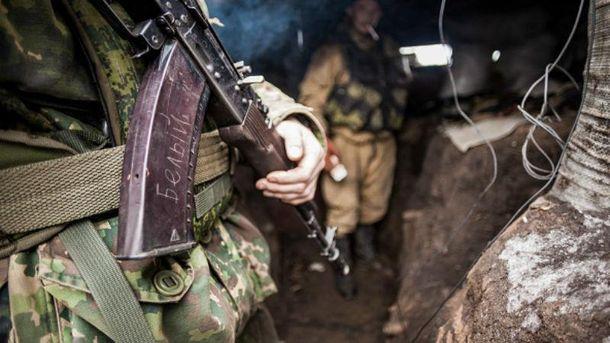 Засутки наДонбассе погибли 5 боевиков
