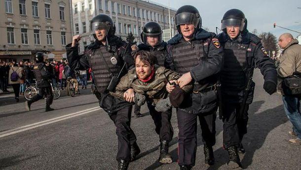 Митинги в России: результатов пока нет, придется драться