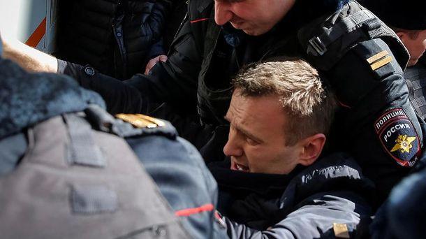 Не сравнивайте митинги в России с революцией в Украине
