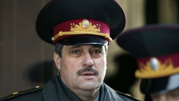 Муженко предупредил о«роковых последствиях» вердикта генералу Назарову