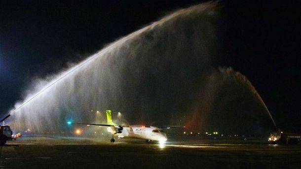 ВОдессу после 3-х летнего перерыва вернулась компания airBaltic