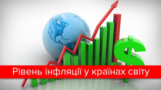 Инфляция в Европе: Украина