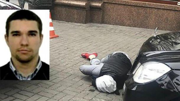 Убийцу Вороненкова похоронили вПавлограде
