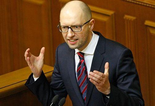 Яценюк объявил, что его заочный арест вРФ— прямое указание Владимира Путина