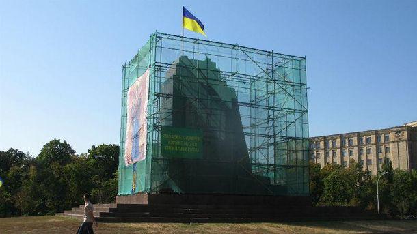 Монумент наплощади: суд признал конкурс преступным