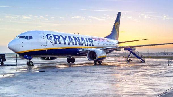 Аэропорт Борисполь неможет договориться сRyanair