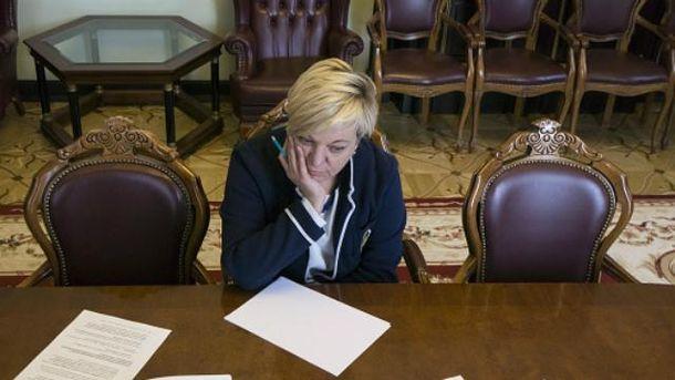 Гонтарева говорит, что непланировала работать вНБУ всю жизнь