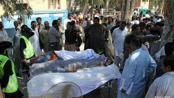 Катування в Пакистані