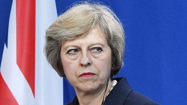 Мэй может начать борьбу заГибралтар— экс-лидер консерваторов