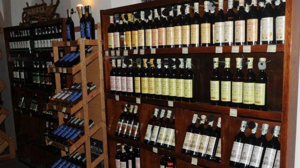РФпоедет навинную выставку вВерону сукраинским вином