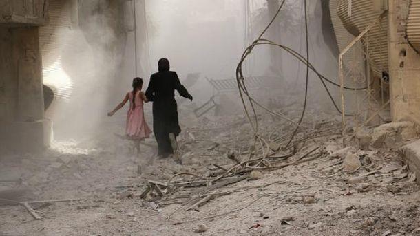 Ответственность захиматаку вСирии лежит напрезиденте Асаде— Трамп