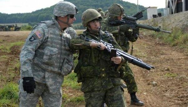 Оборонное соглашение сКанадой предусматривает пять приоритетных направлений сотрудничества,— посол Шевченко
