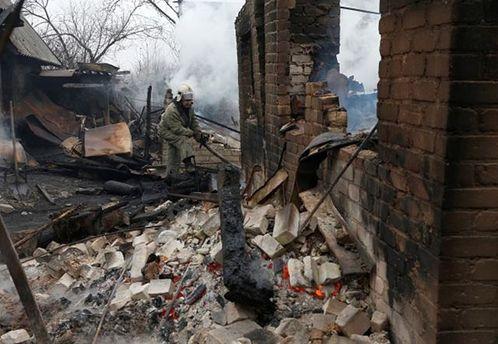 Штаб: Информация опрекращении работы Донецкой фильтровальной станции пока не доказана