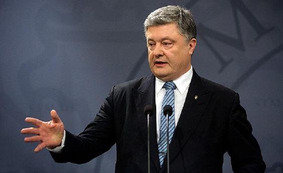 Порошенко утвердил программу сотрудничества Украины сНАТО на2017 год