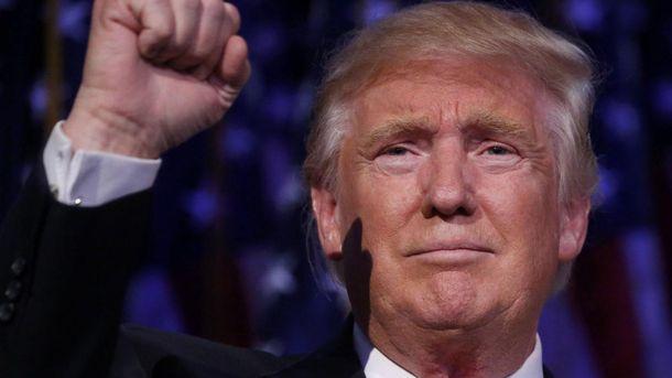 Трамп уведомил съезд США обударах вСирии