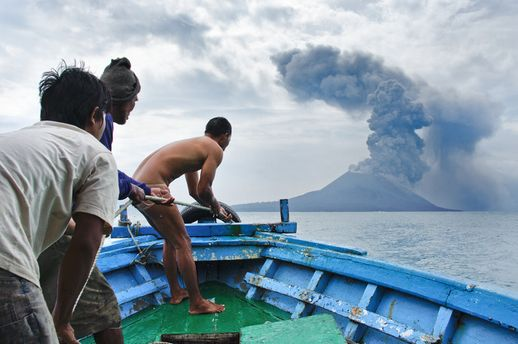 Названы самые опасные для человечества вулканы Земли