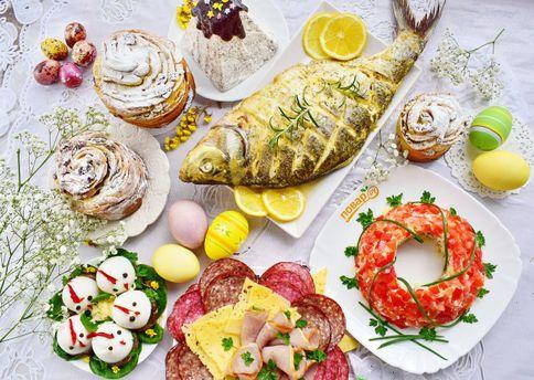 Великодні страви