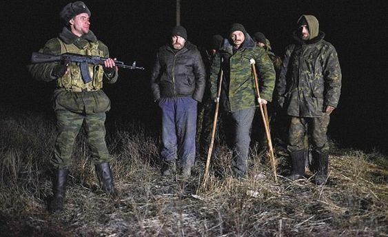 Геращенко: Количество украинских заложников возросло до  126-ти засчет гражданских лиц