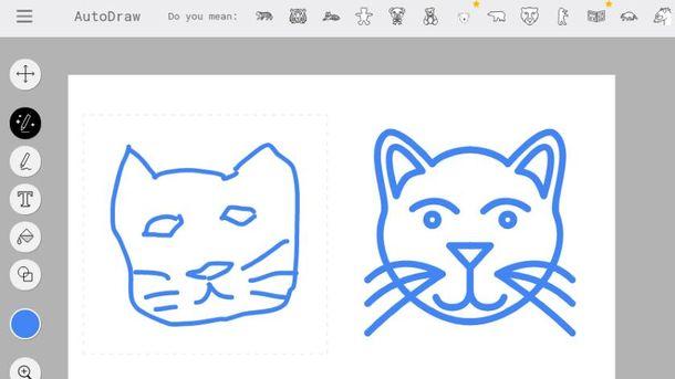 Нова програма Google перетворює ескізи у справжні малюнки